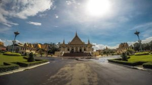 Phnom Penh, Cambodia from $561 return flying Malaysia Airlines (SYD/MEL/BNE/ADL/CBR)