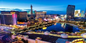 Flights to Las Vegas, USA from $874 return flying United Airlines (SYD/MEL)