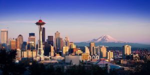 Seattle, USA from $958 return flying Virgin Australia (SYD/MEL)