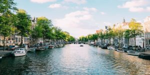 Amsterdam, Netherlands from $1076 return flying Etihad (SYD/MEL)