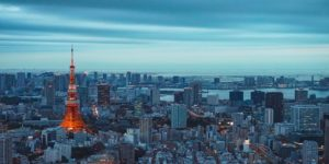 Flights to Tokyo from $646 return flying All Nippon Airways (PER)