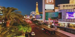 Flights to Las Vegas, USA from $998 return (SYD/MEL)