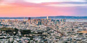 Business Class Flights to San Francisco, USA from $4907 return flying Air Canada (SYD/MEL/BNE)