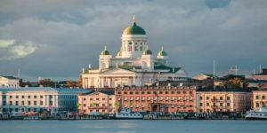 Flights to Helsinki, Finland from $1042 return flying Japan Airlines/Finnair (SYD/MEL)