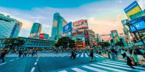 Premium Economy flights to Tokyo, Japan from $1664 return flying Japan Airlines (SYD)