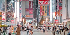 Flights to Tokyo, Japan from $592 return (SYD/MEL/BNE)