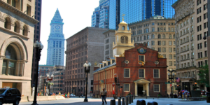 Flights to Boston, USA from $1029 return flying United Airlines (SYD/MEL)