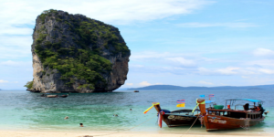 Flights to Krabi, Thailand from $332 return (SYD/MEL/OOL)