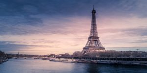Business Class flights to Paris, France from $4710 return flying EVA Air (BNE)