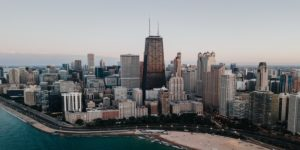 Flights to Chicago, USA from $1023 return flying Air New Zealand (SYD/MEL/BNE/OOL/ADL/PER)