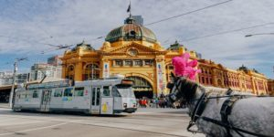 Flights to Melbourne, Australia from $97 return