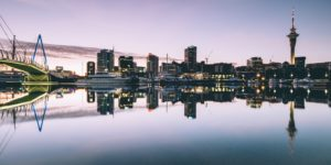 Business Class flights to Auckland, New Zealand from $756 return flying Virgin Australia (SYD/MEL/BNE)