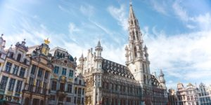 Flights to Brussels, Belgium from $921 return flying Thai Airways (SYD/MEL/PER)