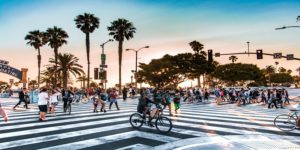 Flights to Los Angeles, USA from $871 return flying Air New Zealand