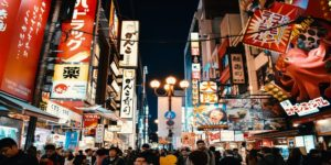 Flights to Osaka, Japan from $538 return flying Philippine Airlines (MEL)