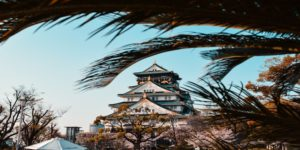 Flights to Osaka, Japan from $653 return flying Japan Airlines (MEL)