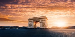 EXPIRED: Flights to Paris, France from $872 return flying Thai Airways (SYD/MEL/PER)