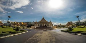 Flights to Phnom Penh, Cambodia from $566 return flying Philippine Airlines (SYD/MEL)