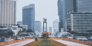 Flights to Jakarta, Indonesia from $522 return flying Qantas