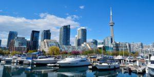 Flights to Toronto, Canada from $1089 return flying Air Canada (SYD/MEL/BNE)