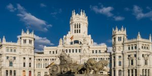 Premium Economy flights to Madrid from $2358 return flying Japan Airlines (SYD)