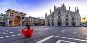 Flights to Milan, Italy from $1042 return flying Qatar Airways – Save $170!