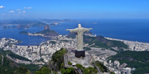 Flights to Rio De Janeiro, Brazil from $1054 return flying LATAM – Save $350!