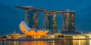 Singapore from $504 return flying Singapore Airlines – Save over $100!