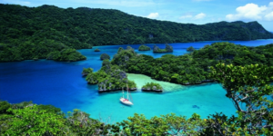 Fiji from $451 return flying Fiji Airways, late 2020 dates – Save over $100!
