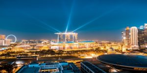 Flights to Singapore from $608 return flying Emirates (MEL/BNE) – Save $40!