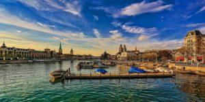 EXPIRED: Flights to Zurich, Switzerland from $881 return flying Thai (SYD/PER)