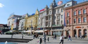 Cheap flights to Zagreb