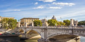 Flights to Rome, Italy from $1006 return flying Singapore Airlines – Save $90!