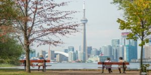 Flights to Toronto, Canada from $1122 return flying Air Canada (SYD/MEL/BNE)