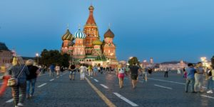 EXPIRED: Flights to Moscow, Russia from $1033 return flying Etihad (SYD/MEL/ADL)