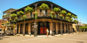 Flights to New Orleans, USA from $1025 return flying United Airlines (SYD/MEL) – Save $270!