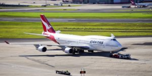 NEWS: Qantas increases international flight carry-on baggage allowance