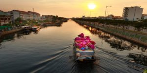 Flights to Ho Chi Minh City, Vietnam from $537 return flying Malaysia Airlines – Save $60!