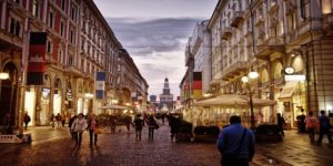 Business class flights to Milan, Italy from $3921 return – Save $1K!