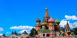 Flights to Moscow, Russia from $924 return flying Etihad – Save $270!